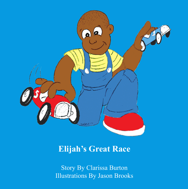 Book Cover: Elijah's Great Race