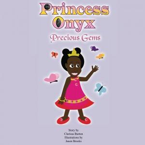 Book Cover: Princess Onyx Precious Gems